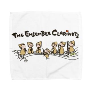 クラリネッツ2 Towel handkerchiefs