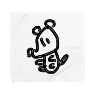 アシッドねずみ Towel Handkerchief