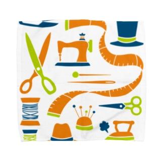 ソーイング・帽子屋 Towel handkerchiefs