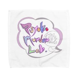 サイマラ ふわポップサクリファイスくん Towel handkerchiefs
