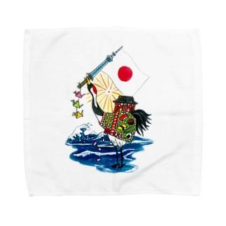 日本🇯🇵 Towel handkerchiefs