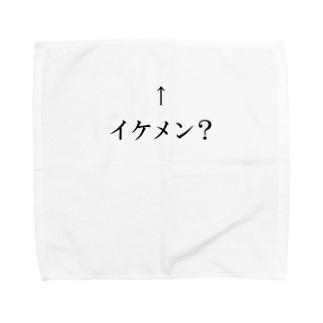 イケメン? Towel handkerchiefs