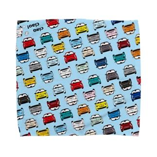 チンク・チンク・チンク!!   Towel handkerchiefs