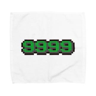 回復的な何か Towel handkerchiefs