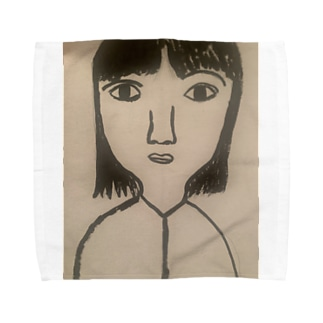 ミホォ Towel handkerchiefs