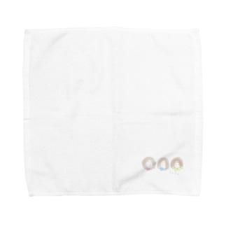 ぷるんっこ Towel handkerchiefs