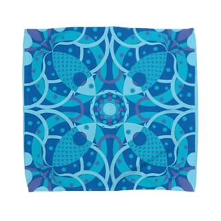No.507mini Towel Handkerchief