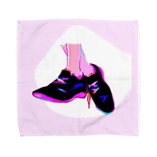 スニーカー🎠 Towel handkerchiefs