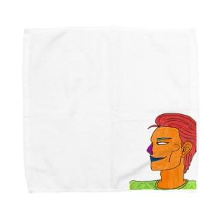 ササニエル Towel handkerchiefs