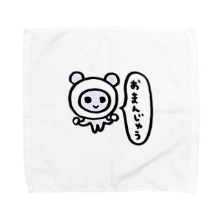 おまんじゅう Towel handkerchiefs