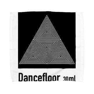 Dancefloor 30ml Towel Towel handkerchiefs