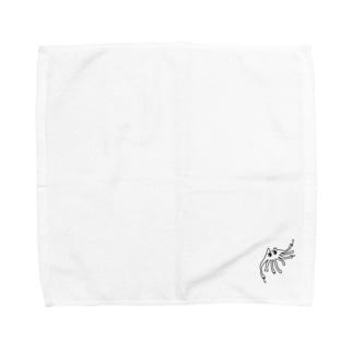 ねこまたのオロチ Towel handkerchiefs