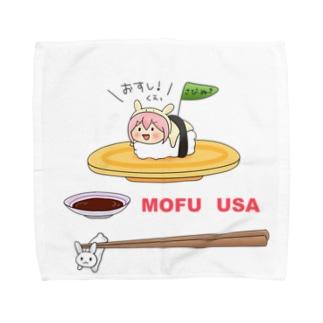 お寿ちー Towel handkerchiefs