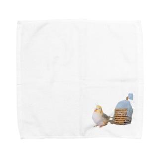 パンケーキさんとつむん Towel handkerchiefs
