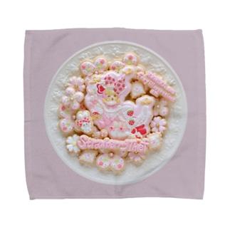 Many Cookies Towel Towel handkerchiefs