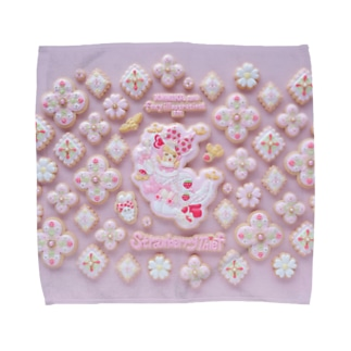 Flower Towel Towel handkerchiefs