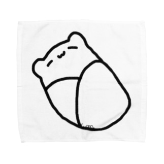 おくるみねんねまるねす Towel handkerchiefs