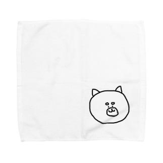 shiva.の柴犬 Towel handkerchiefs