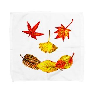 smile Towel handkerchiefs