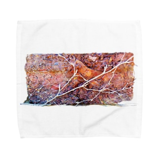 レンガa Towel handkerchiefs