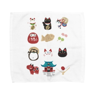 JAPAN WABISABI Towel handkerchiefs