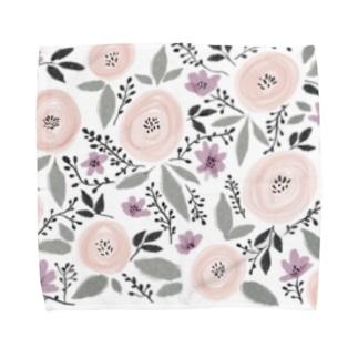 Die Blumen Towel handkerchiefs