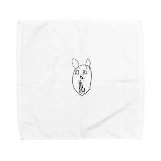 ネコチャン Towel handkerchiefs