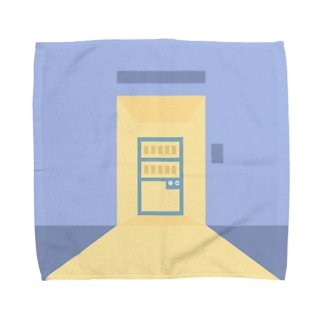 Abokadoh.のvending machine Towel handkerchiefs