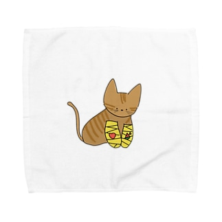 ミ オのチャッピー Towel handkerchiefs