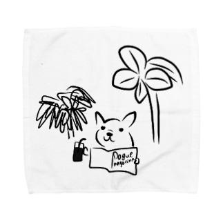 すきなこと Towel handkerchiefs