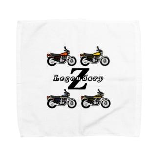 伝説のZ Towel Handkerchief