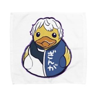 アヒル銀河くん Towel handkerchiefs