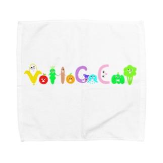 山口県名産ず。 Towel handkerchiefs