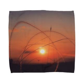 夜明け8 Towel handkerchiefs