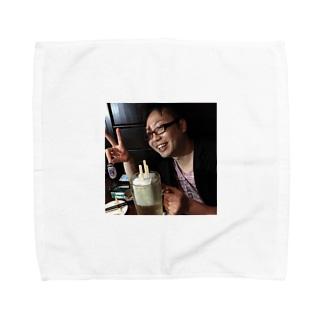 たまちゃん Towel handkerchiefs