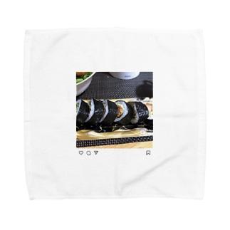 インスタ巻き巻き寿司寿司 Towel handkerchiefs