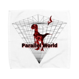 aimuristの反転ピラミッド Bumi  Towel handkerchiefs