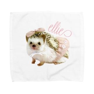 おめかしエリー♡ Towel handkerchiefs