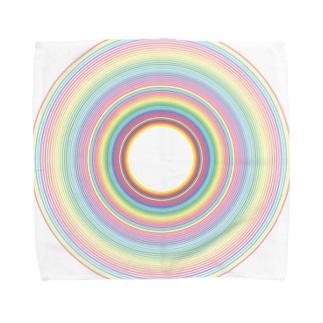 colorcircle Towel handkerchiefs