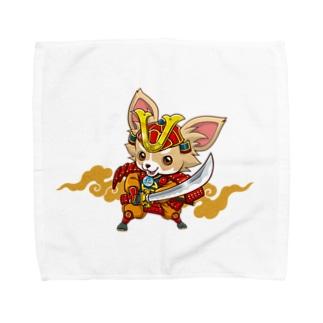 親兵衛のタオルハンカチ Towel handkerchiefs