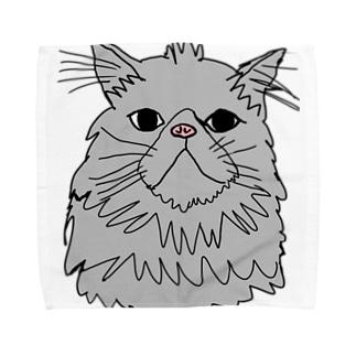 アダルトラムちゃん Towel handkerchiefs