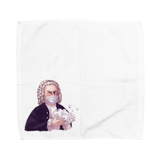 あらいバッハ Towel handkerchiefs