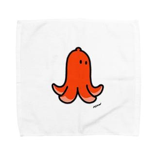 ウインナー(ぼっち) Towel Handkerchief