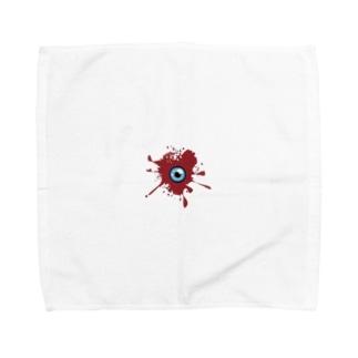 あかめがとおる Towel handkerchiefs