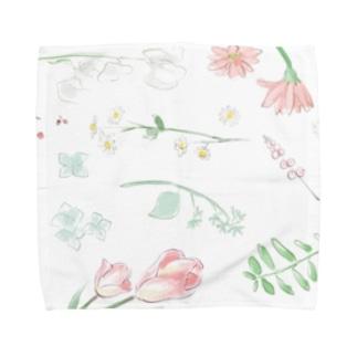 ボタニカル2 Towel handkerchiefs