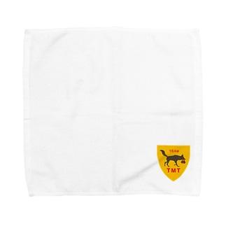 TEAM TMTエンブレム Towel handkerchiefs