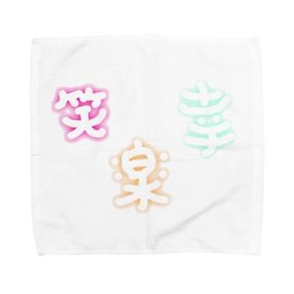 ハンカチ Towel handkerchiefs
