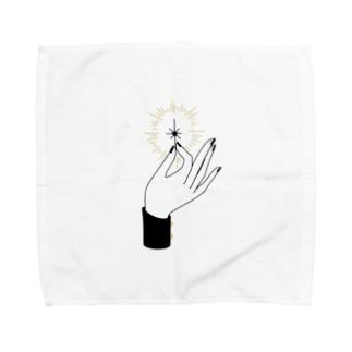 星を飼う。 Towel handkerchiefs