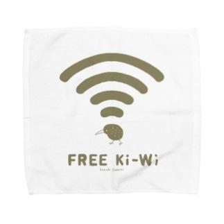 すずきいときちのFREE Ki-Wi Towel handkerchiefs