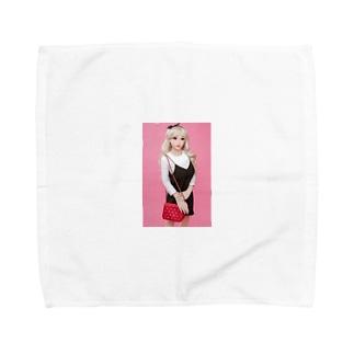 高級リアルドールkaka-doll.com Towel handkerchiefs